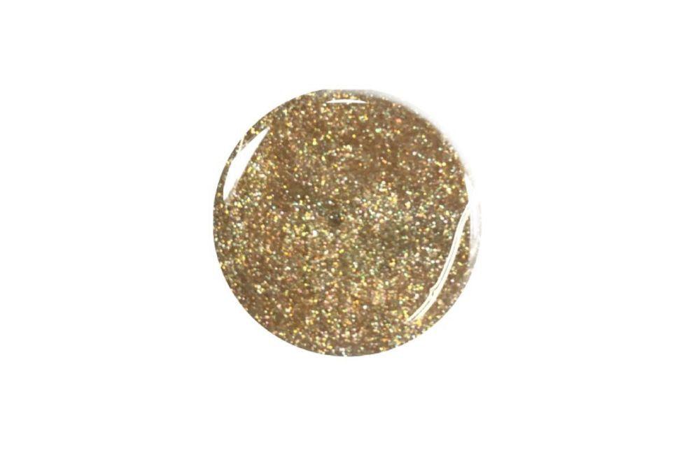 グリーンナチュラルネイルカラー ゴールド 15ml