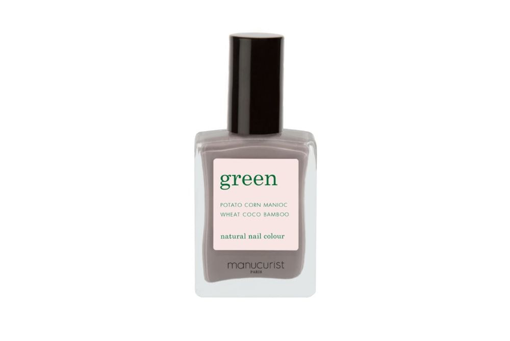 グリーンナチュラルネイルカラー グレイアガタ 15ml