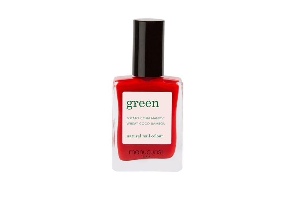 グリーンナチュラルネイルカラー ポピーレッド 15ml