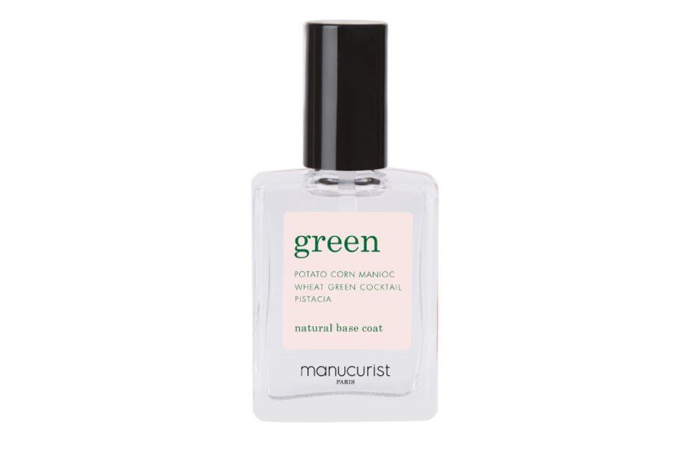 グリーン ナチュラルベースコート 15ml