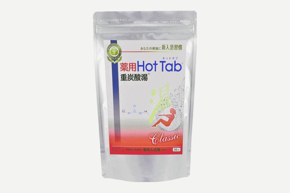 薬用ホットタブ重炭酸湯Classic90錠