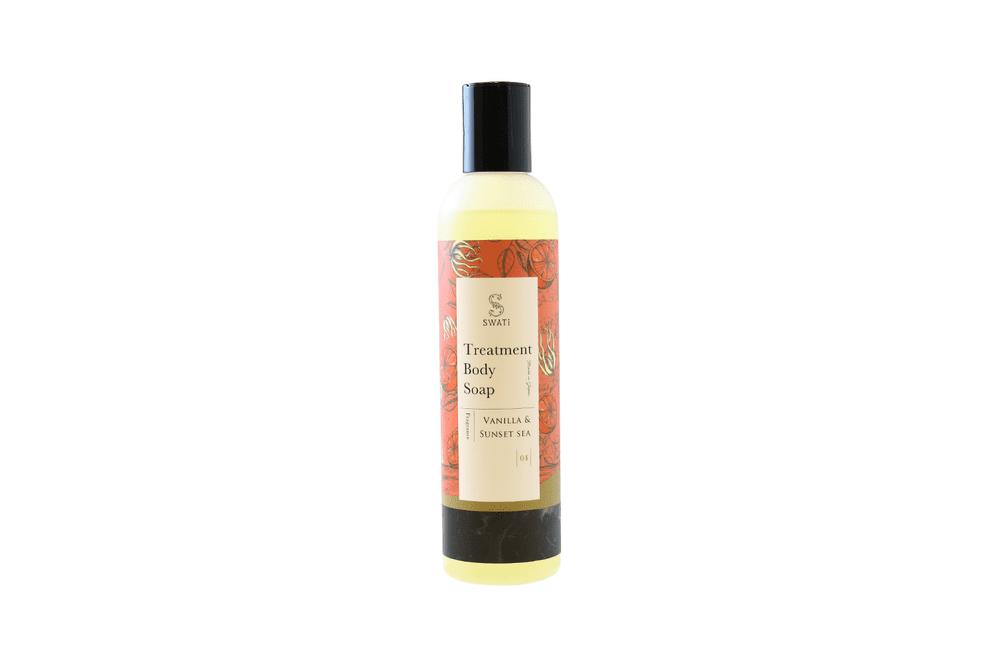 Treatment Body Soap(Vanilla & Sunset sea)