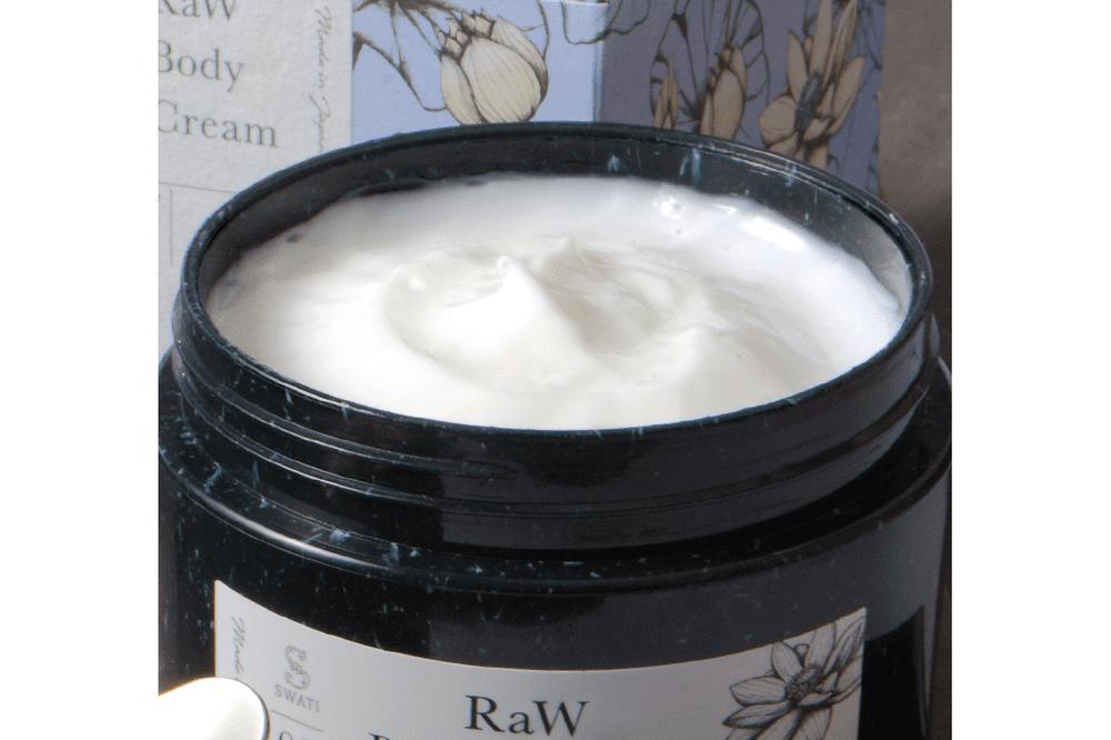 RaW Body Cream (Aquatic Magnolia)