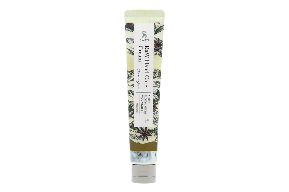 RaW Hand Care Cream(Anise blooming in Mountains!) 50g