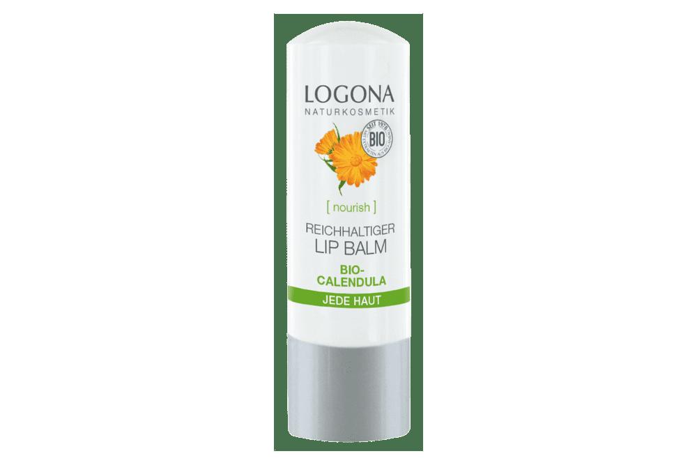 LOGONA リップクリーム <キャレンデュラ> 4.5g