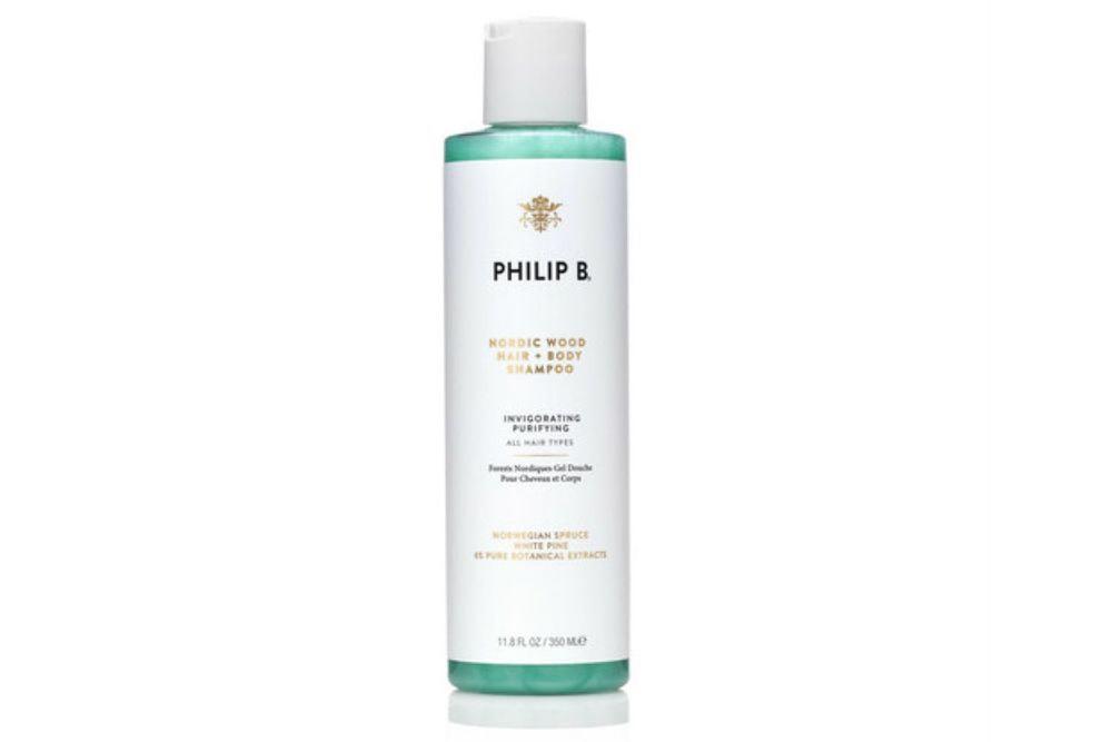 PHILIP B ノーディックウッドヘア&ボディシャンプー(350mL)