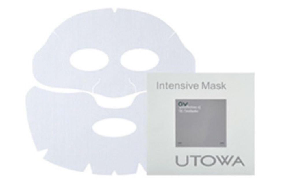 UTOWA OV インテンシブマスク Ⅱ(シート状美容液マスク)28mL(上用1枚+下用1枚)×6セット