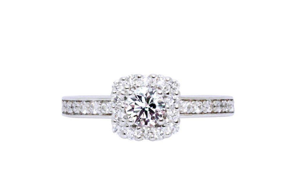 グラッツィア 0.325ct ダイヤモンド リング