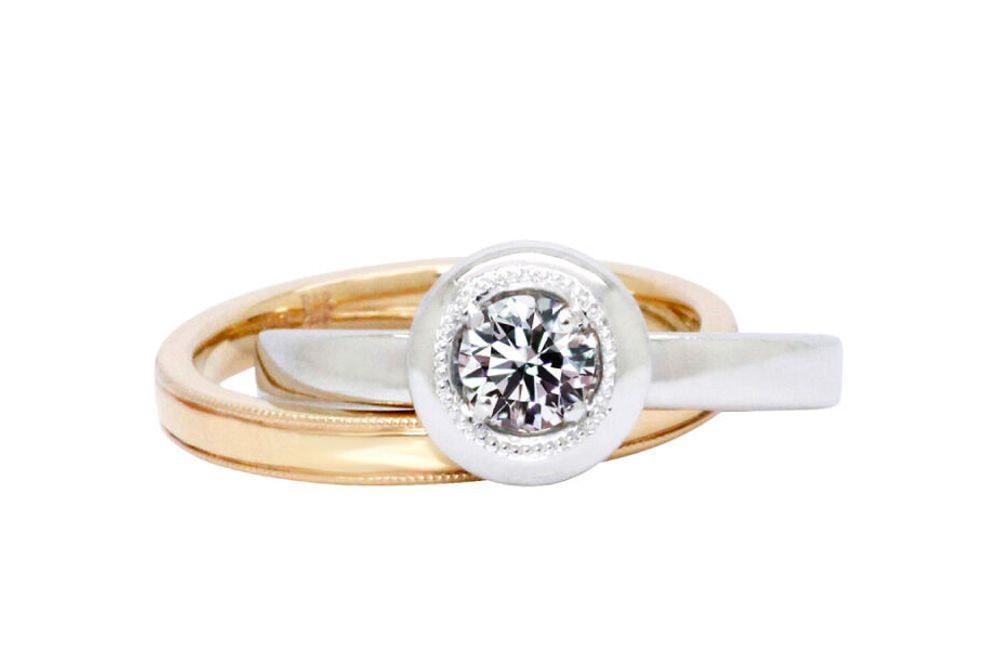 アンジェロ 0.252ct ダイヤモンド リング