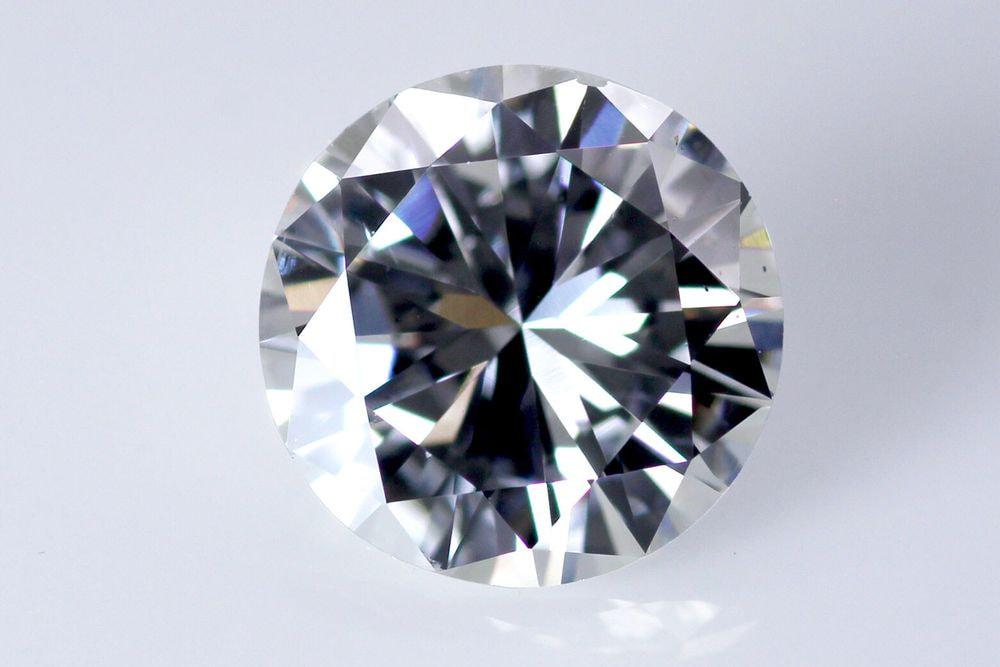 天然ダイヤモンド 1.076ct G SI1 Fair