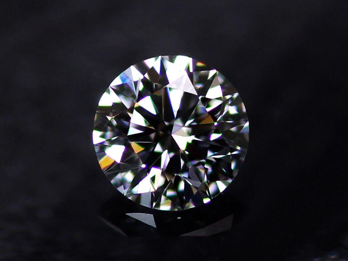天然ダイヤモンド 0.206ct-E-VVS1-3EXHC