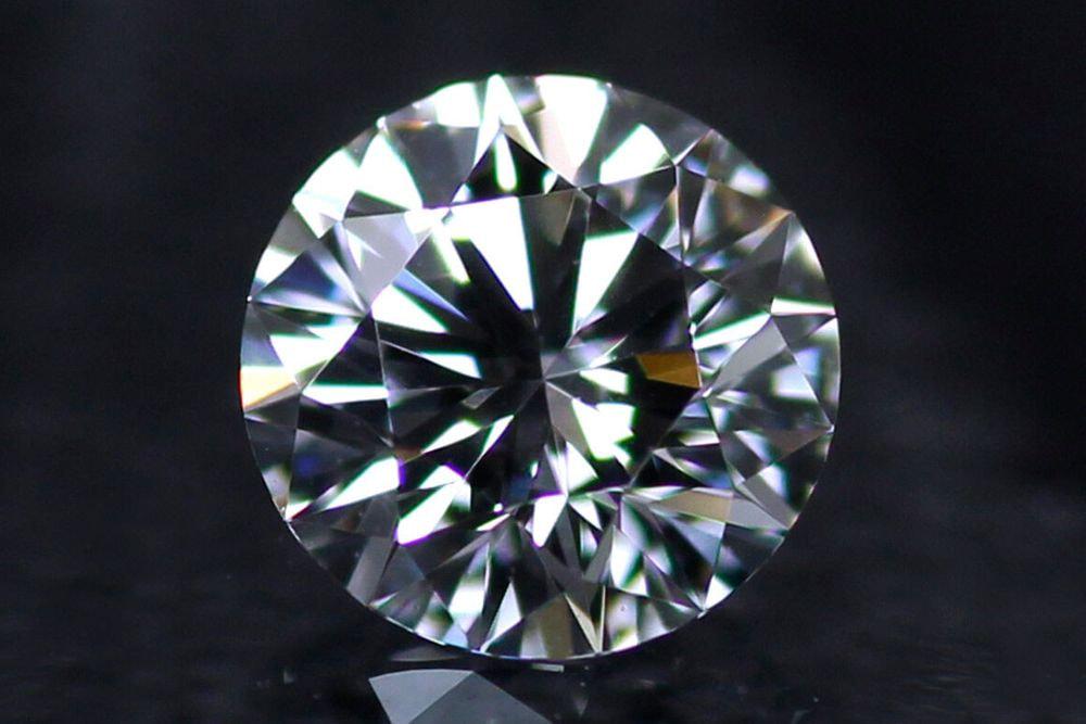 天然ダイヤモンド 0.310ct-E-VVS1-EX