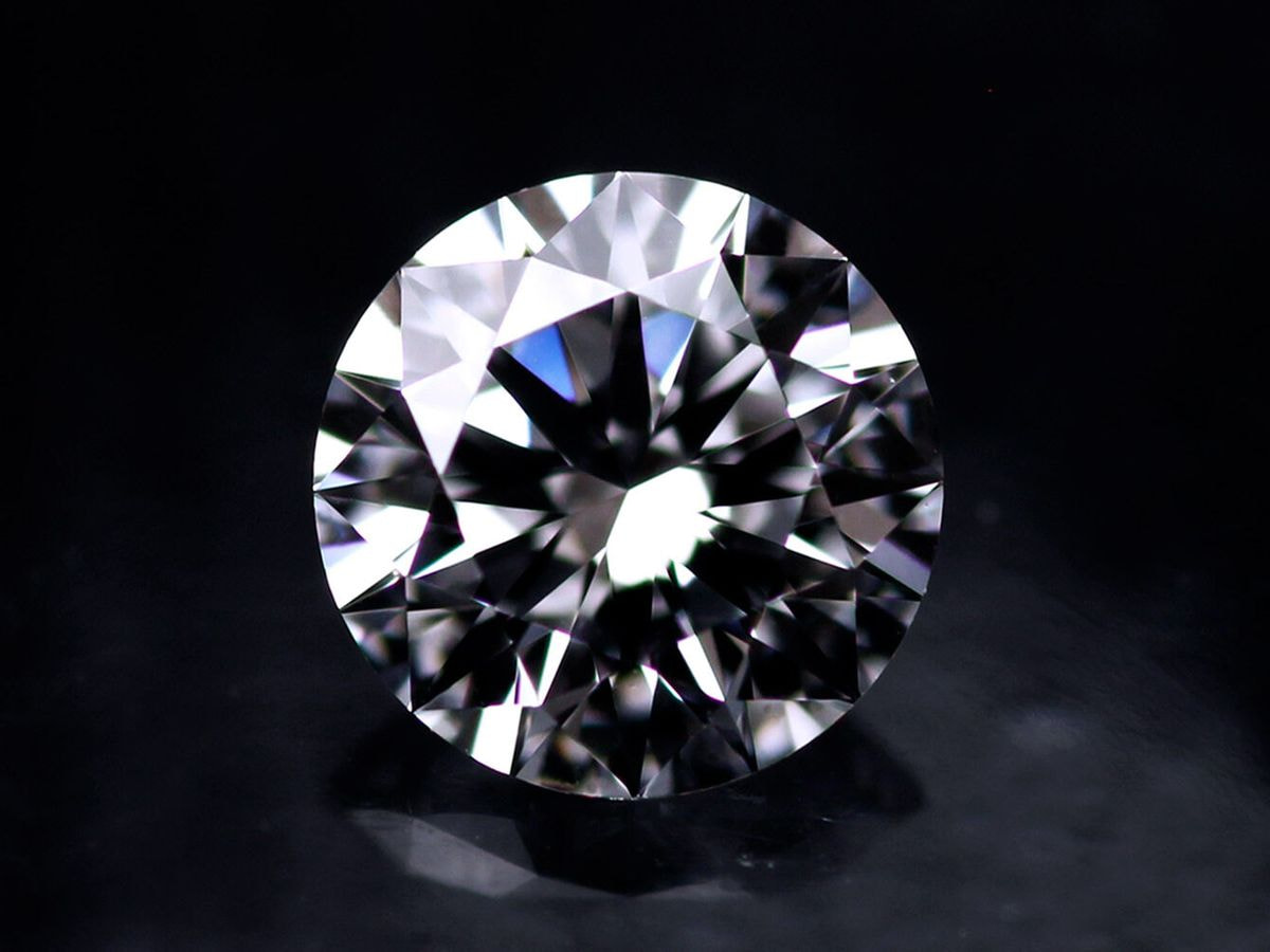 天然ダイヤモンド 0.274ct-D-VVS1-3EXHC