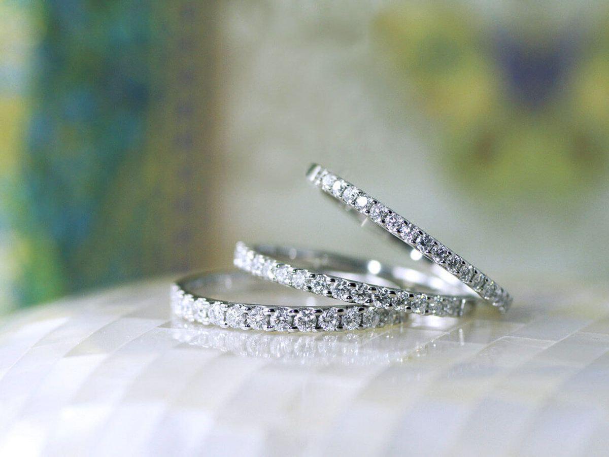 婚約指輪について