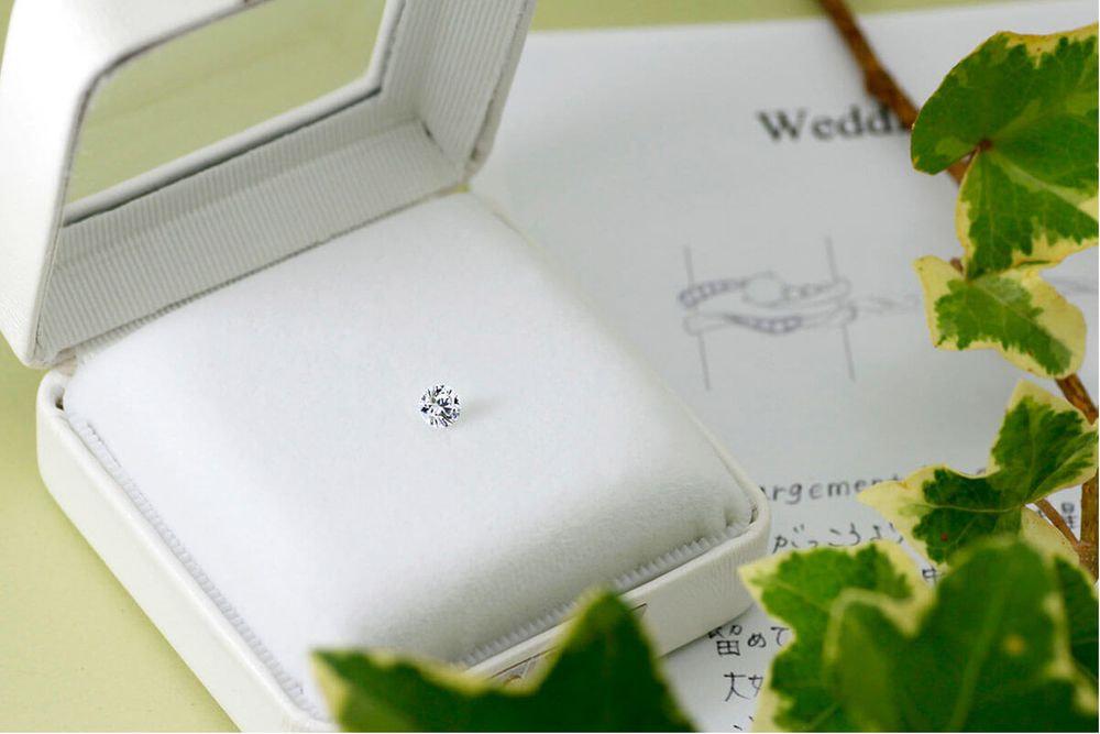 婚約指輪/サプライズプロポーズ(男性おひとり)