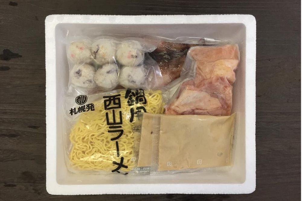 北海道 鶏白湯鍋