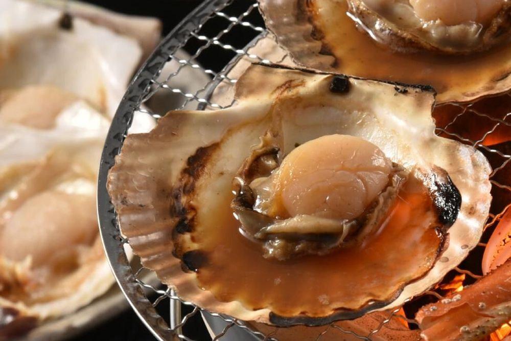 北海道 帆立片貝