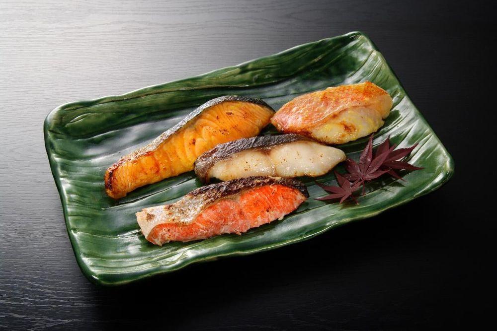 北海道 粕漬と西京漬詰合せ