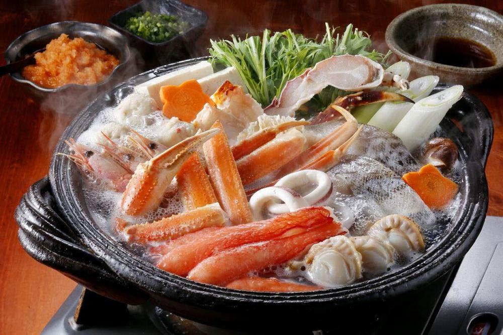 北海道 かにちり鍋