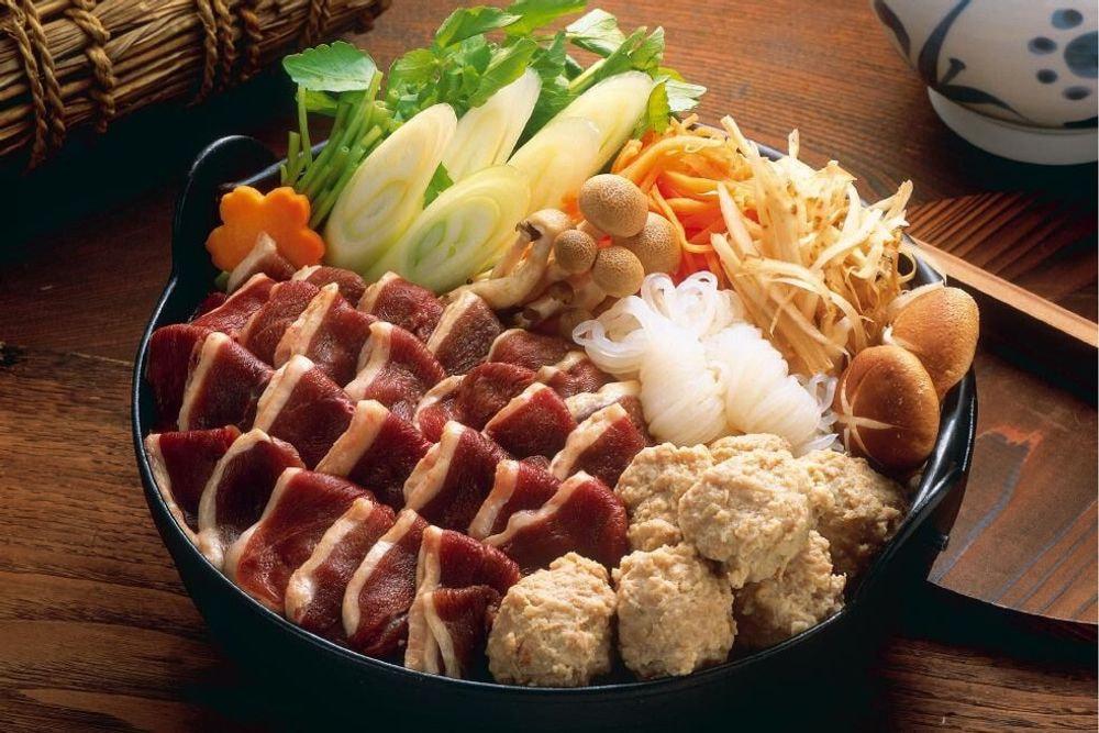 青森 鴨鍋