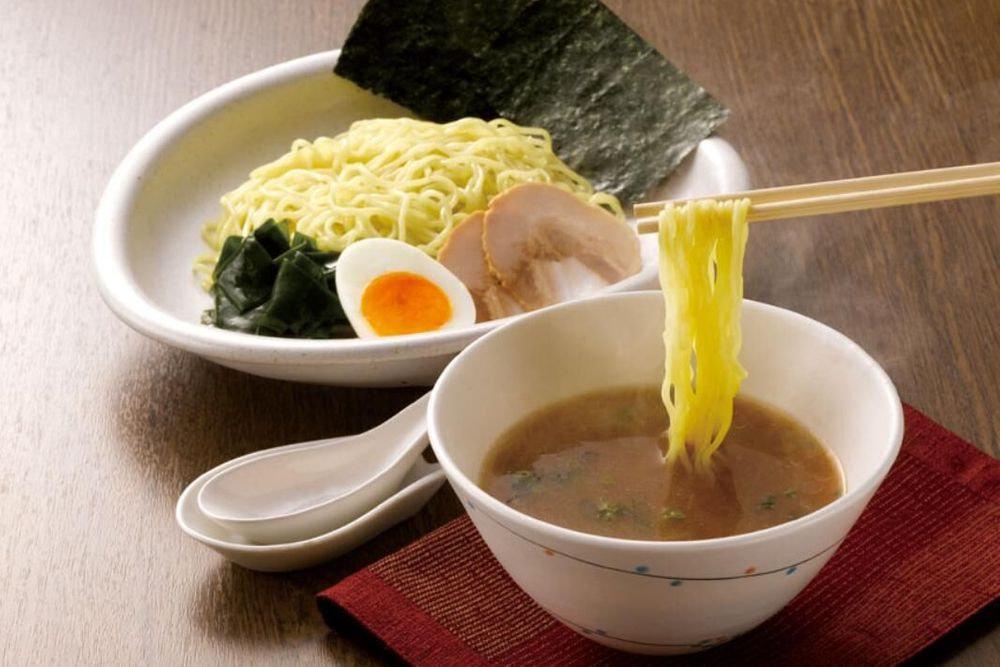 秋田の麺家「周助つけ麺」
