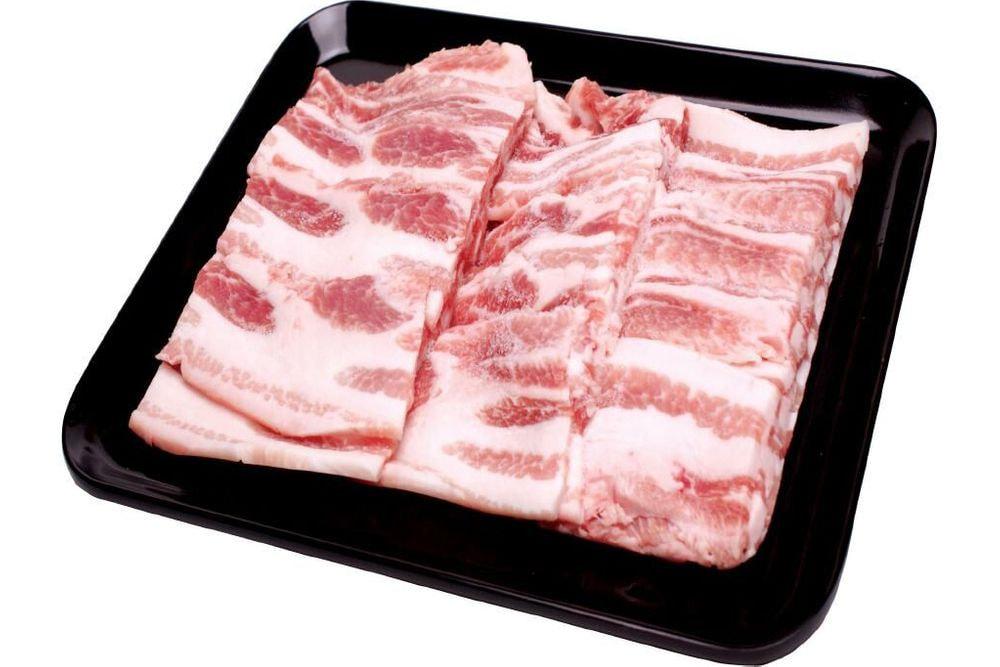 群馬 上州三元もち豚焼肉