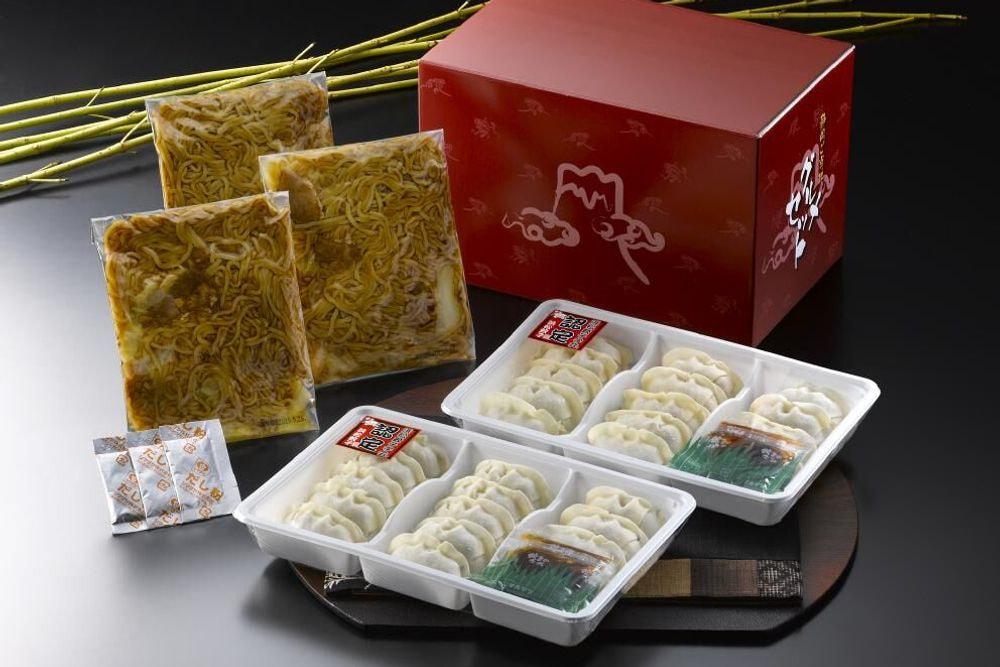 静岡 富士宮やきそばと浜松餃子