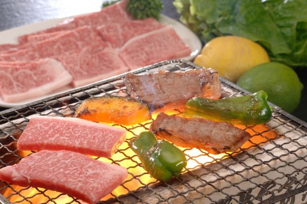 長野 信州アルプス牛焼肉