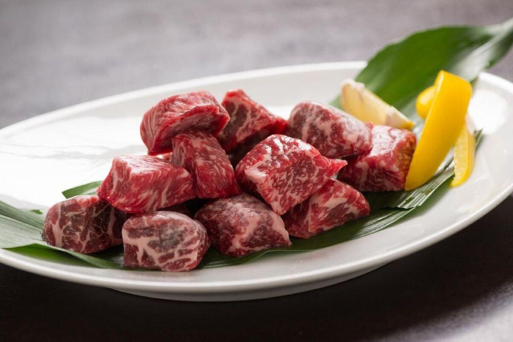 長野 信州プレミアム牛肉サイコロステーキ