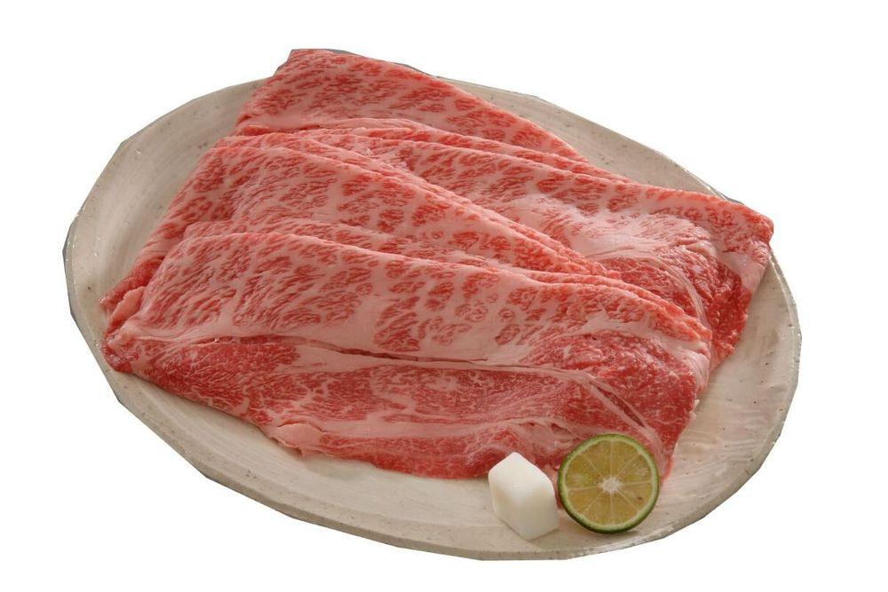 長野 信州プレミアム牛肉すきやき・しゃぶしゃぶ用
