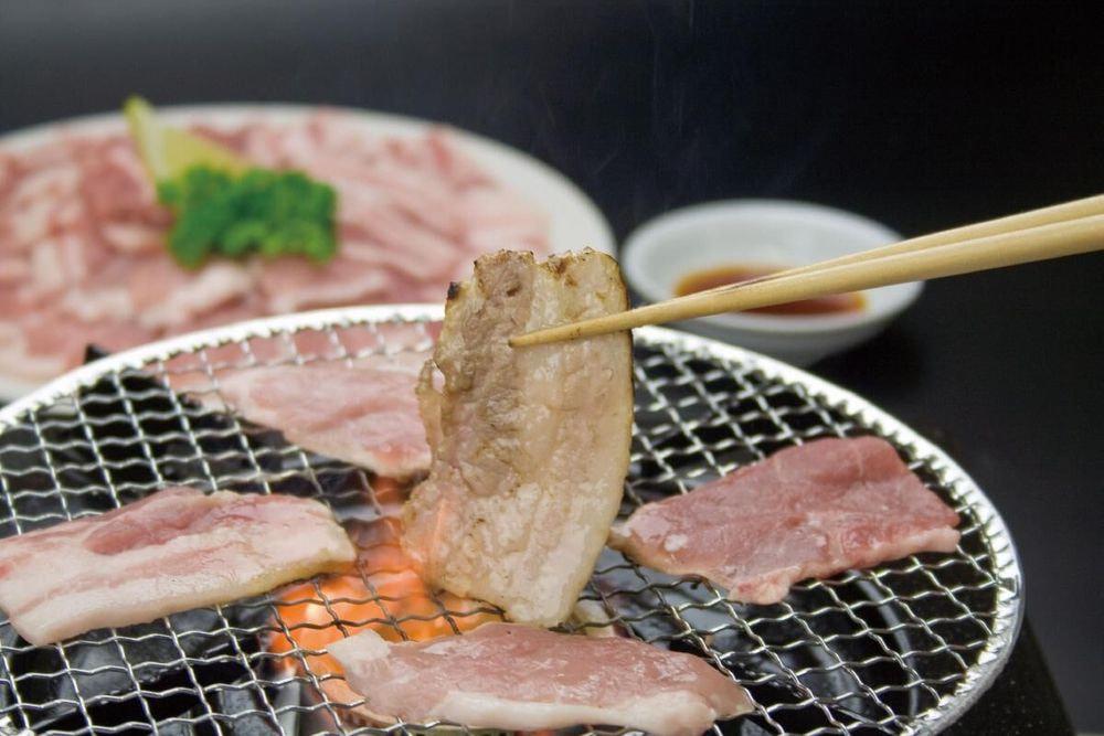 長野県産SPF豚焼肉