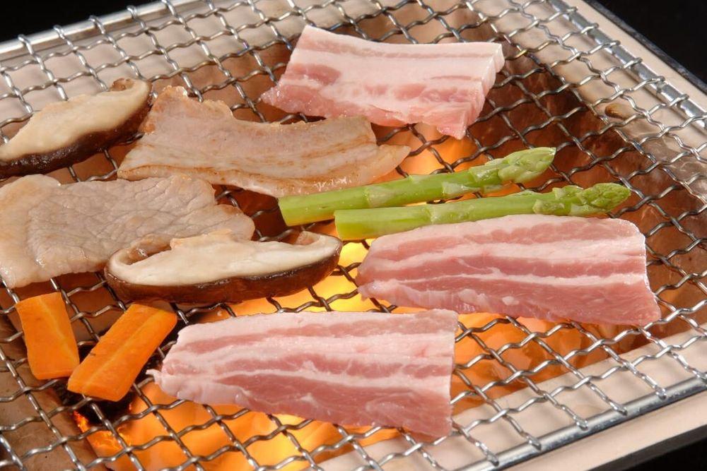 長野 信州くりん豚焼肉