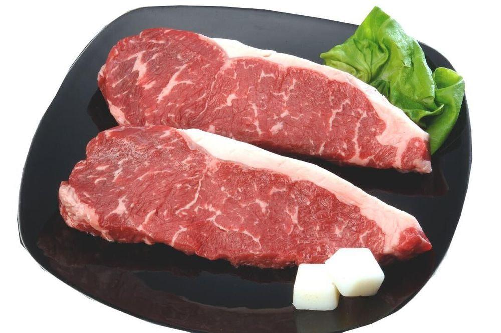 三重「霜ふり本舗」松阪牛 サーロインステーキ