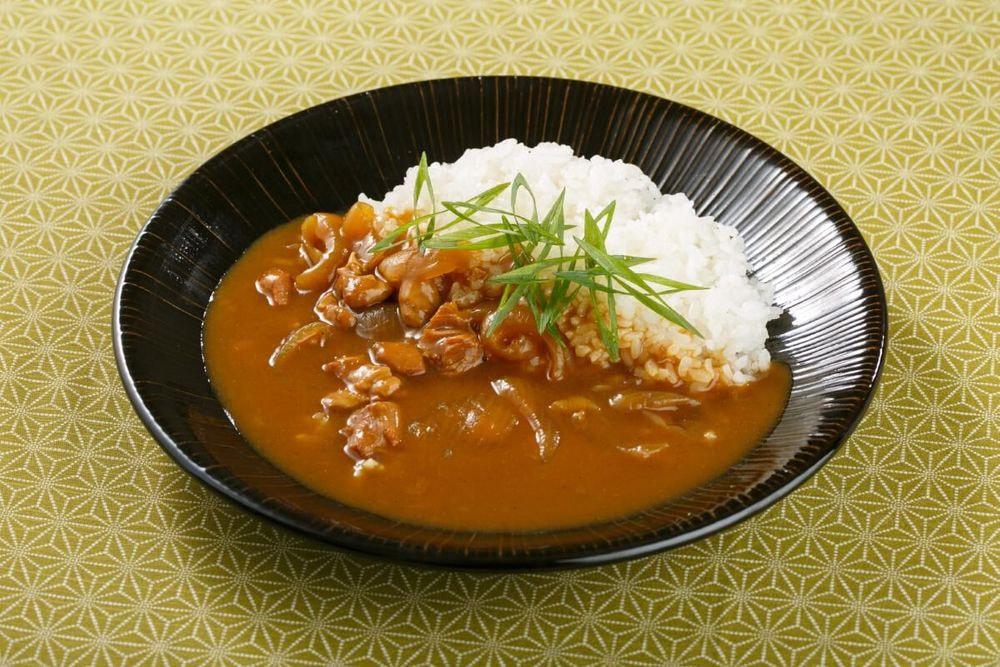 京都 京の鳥どころ「八起庵」 京風鶏カレー