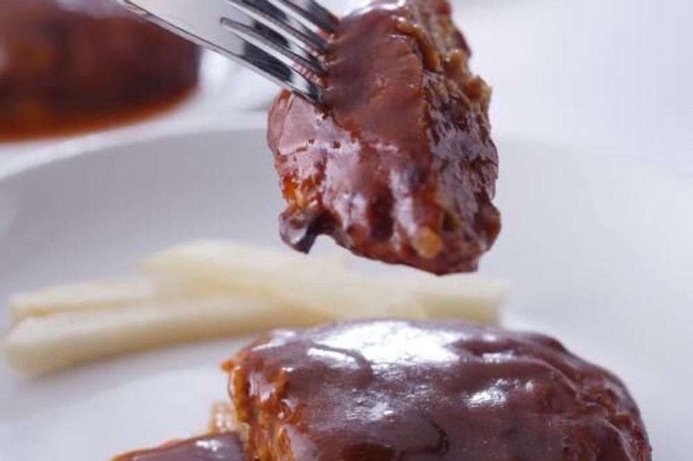 神戸洋食デミグラスハンバーグ