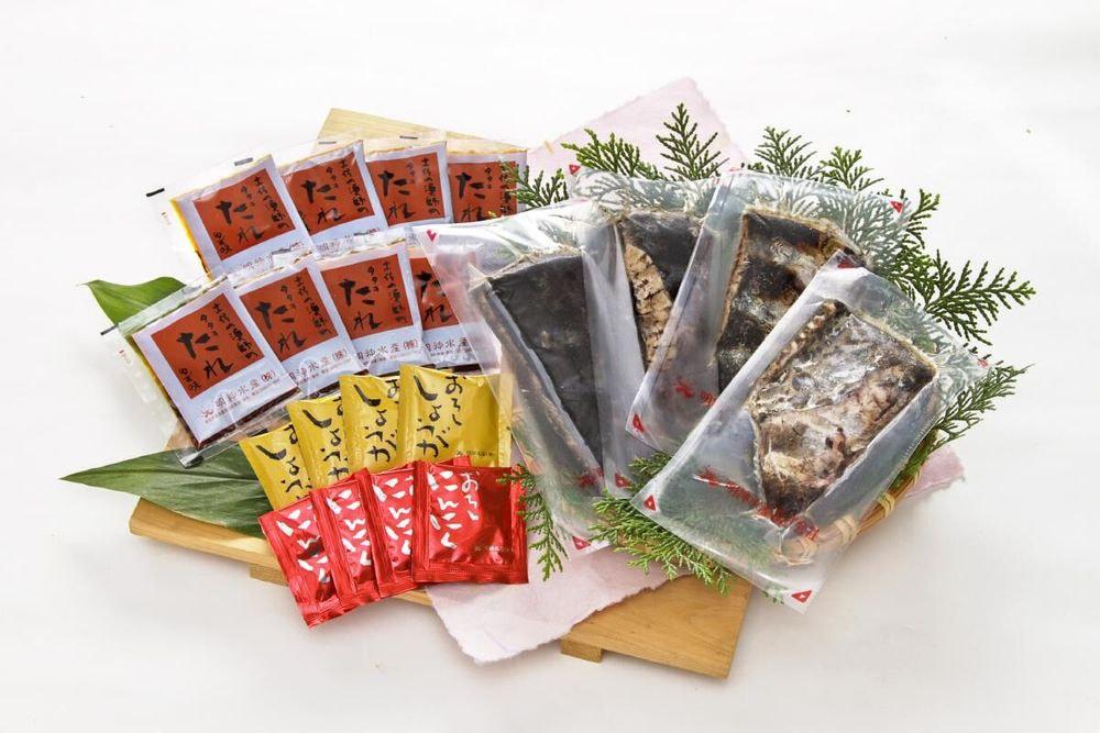 高知 「明神水産」藁焼き鰹たたき小分けセット