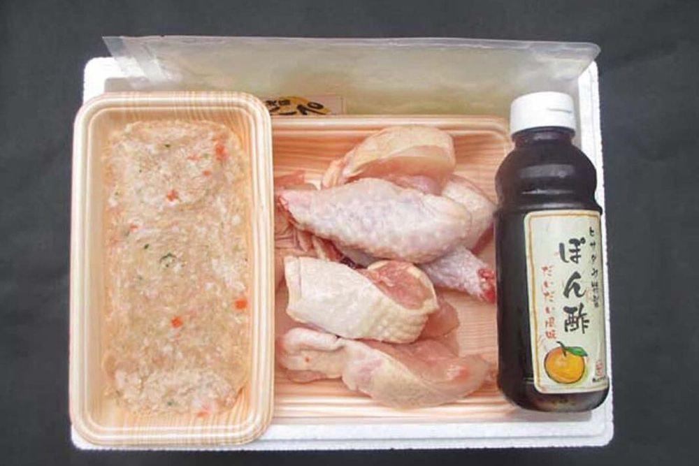 福岡 はかた一番どり水炊きセット