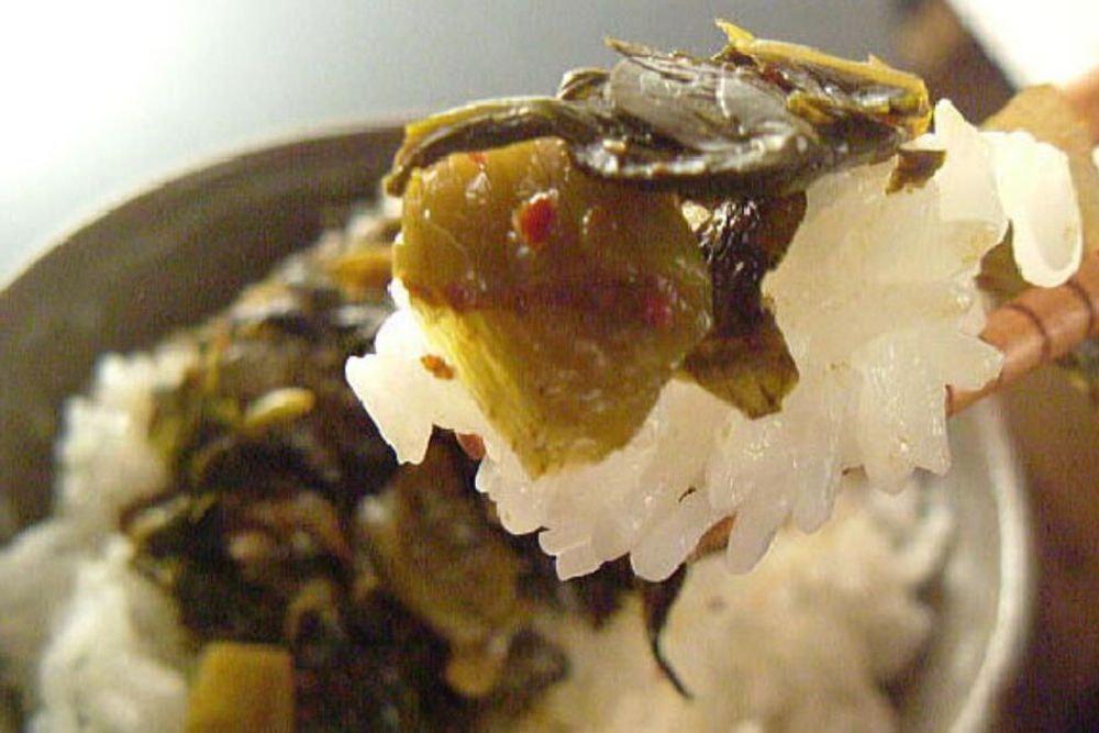 福岡 博多めんたい高菜