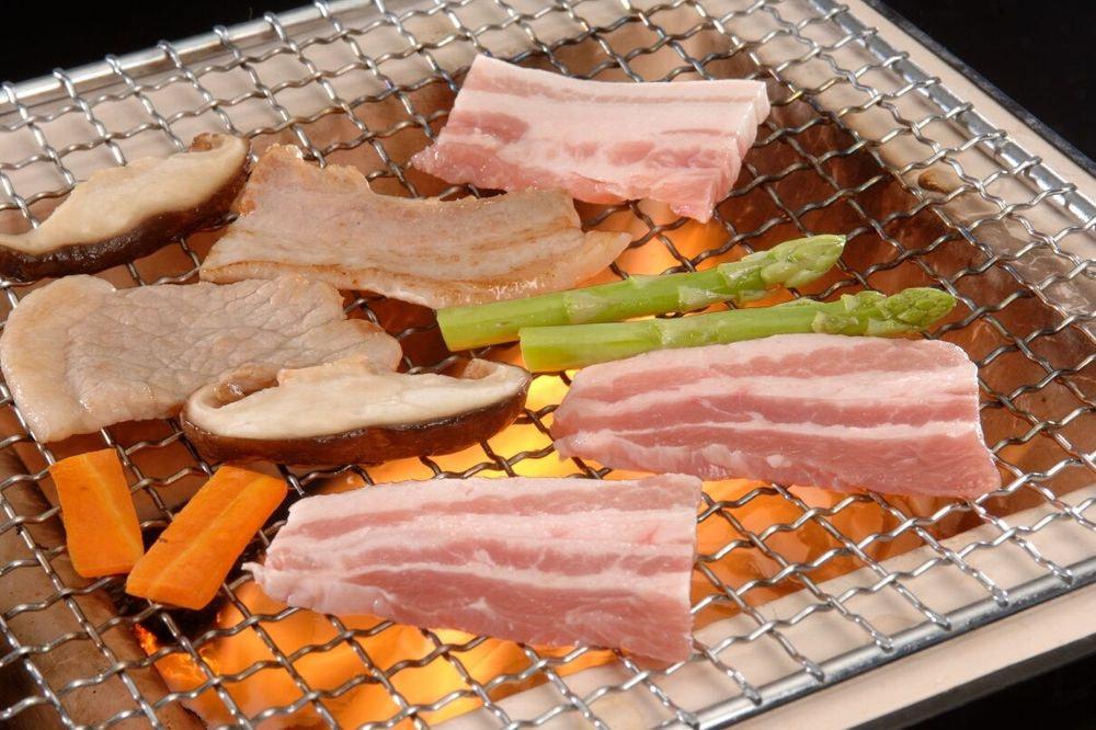 沖縄 琉球まーさん豚あぐー 焼肉
