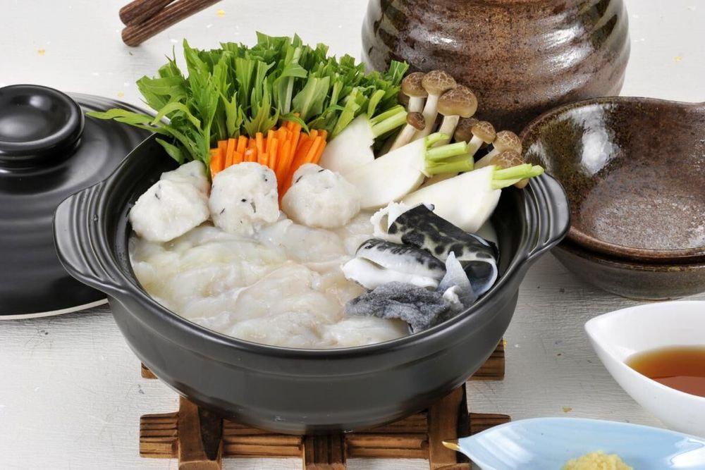 「ふく太郎」ふぐちり美人鍋