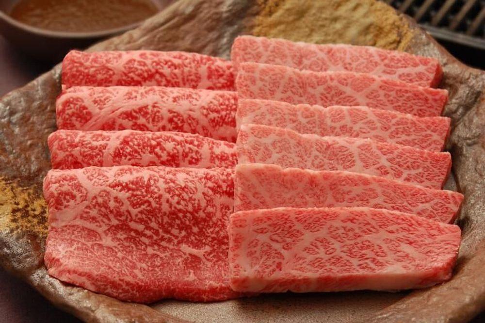 滋賀近江「松喜屋」 あみ焼肉