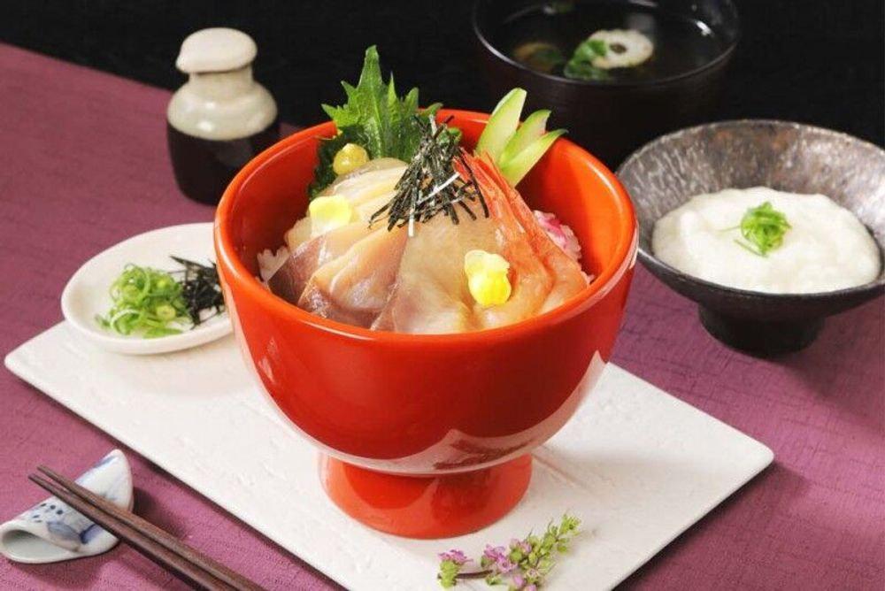 加賀屋 海鮮づけ丼の具詰合せ