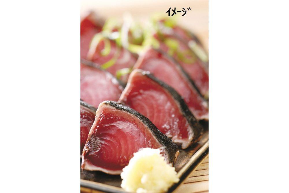 「明神水産」藁焼き鰹たたき小分けセット