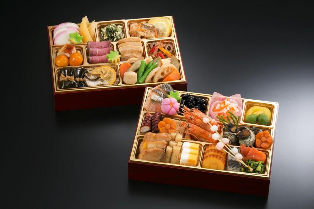 進徳女子高等学校国際食育デザイン科 食べてみんちゃい!広島おせち