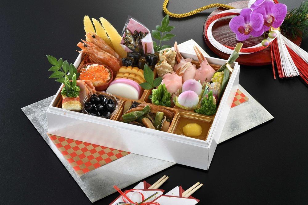 笑顔あふれる幸せおせち~立川女子高等学校~