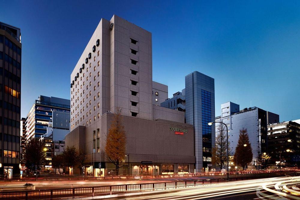 コートヤード・マリオット銀座東武ホテル おせち「和洋三段重」