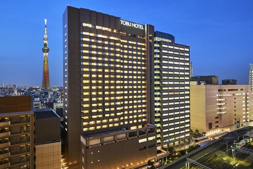 東武ホテルレバント東京  おせち「和洋中三段重」