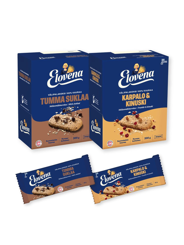 チョコとキャラメルの人気フレーバーセット(2箱)