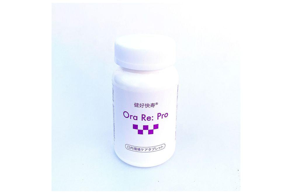 Ora Re:Pro オーラ リ プ ロ 「口内環境ケアタブレット」6本セット