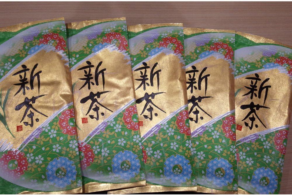 静岡県富士宮産 新茶 特選やぶきた茶